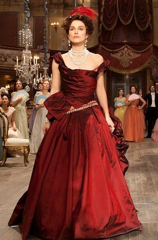 21 Movies You Should Watch Just For The Outfits Fashion Keira Knightley Anna Karenina