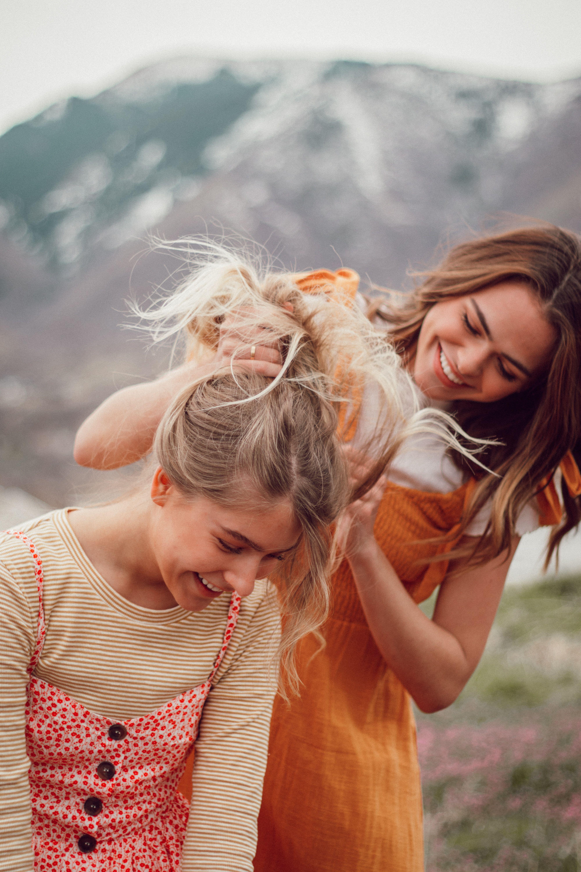 фото лучшие друзья это много стилей