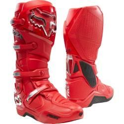 Photo of Fox Instinct Motocross Stiefel Rot 45 Foxfox