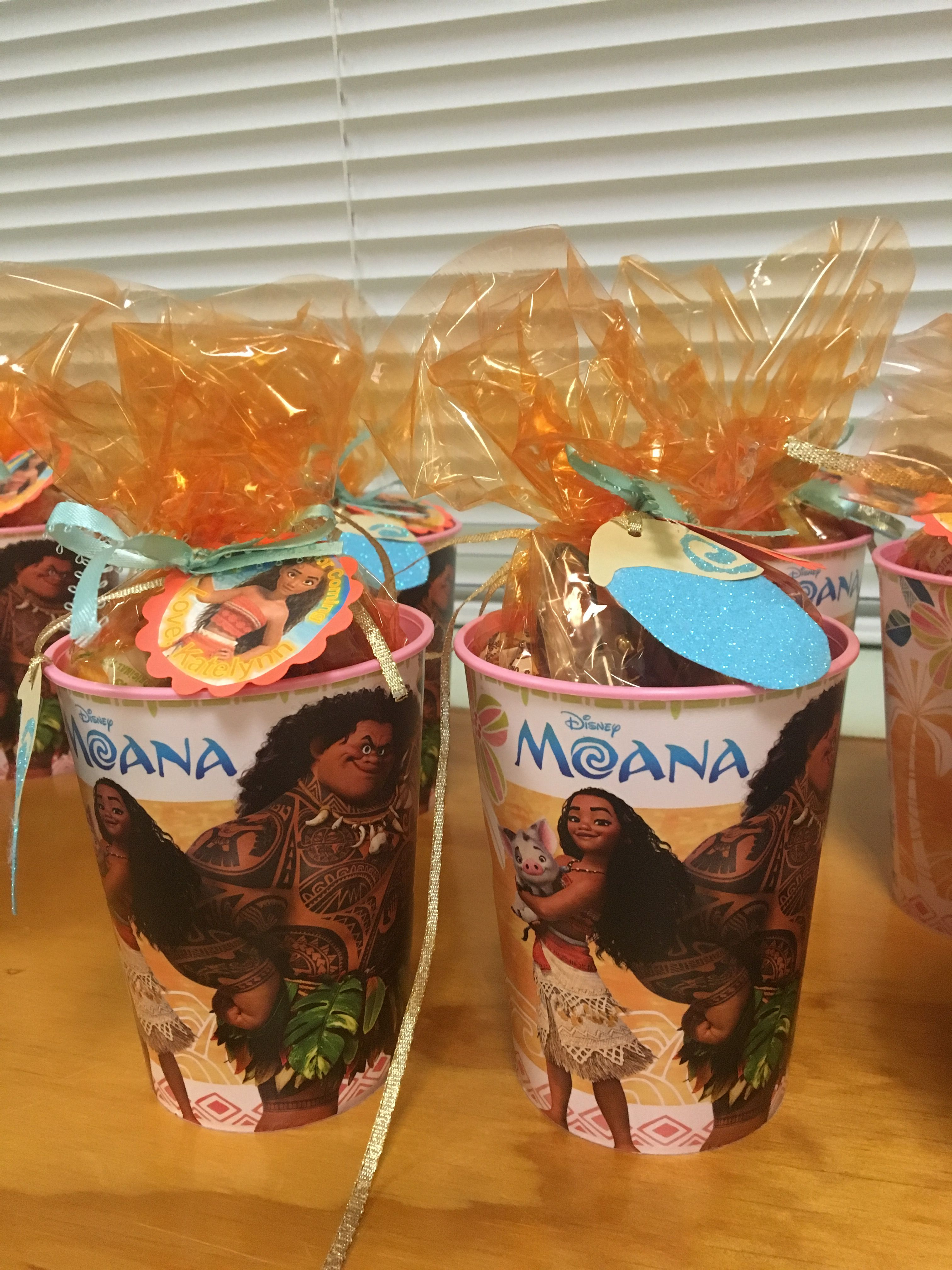Moana Pictures Soaps Party  Moana Party Favors Kids Party
