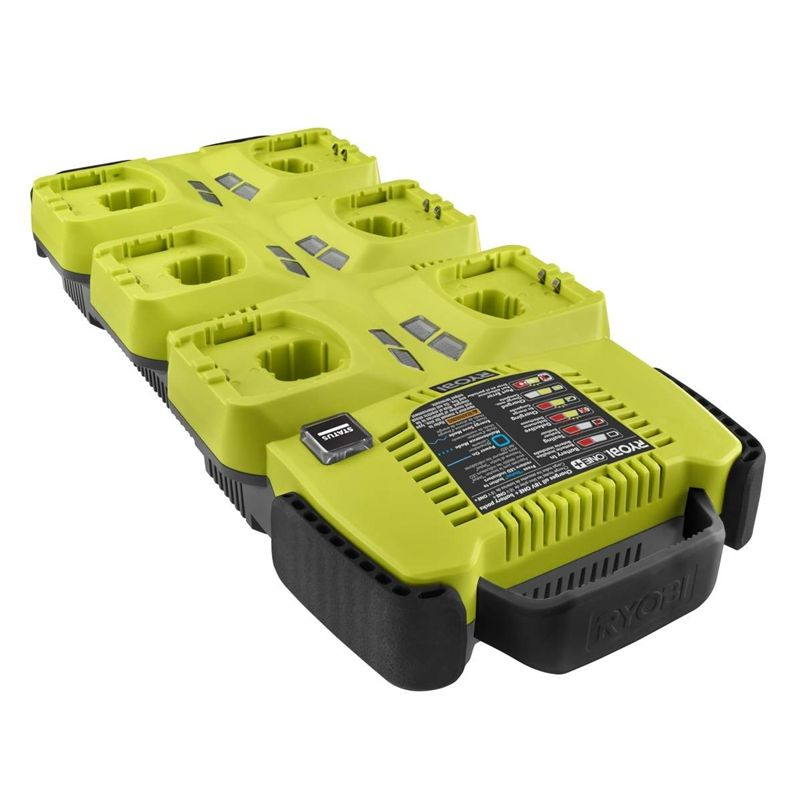 Ryobi Yellow And Green Light On Charger