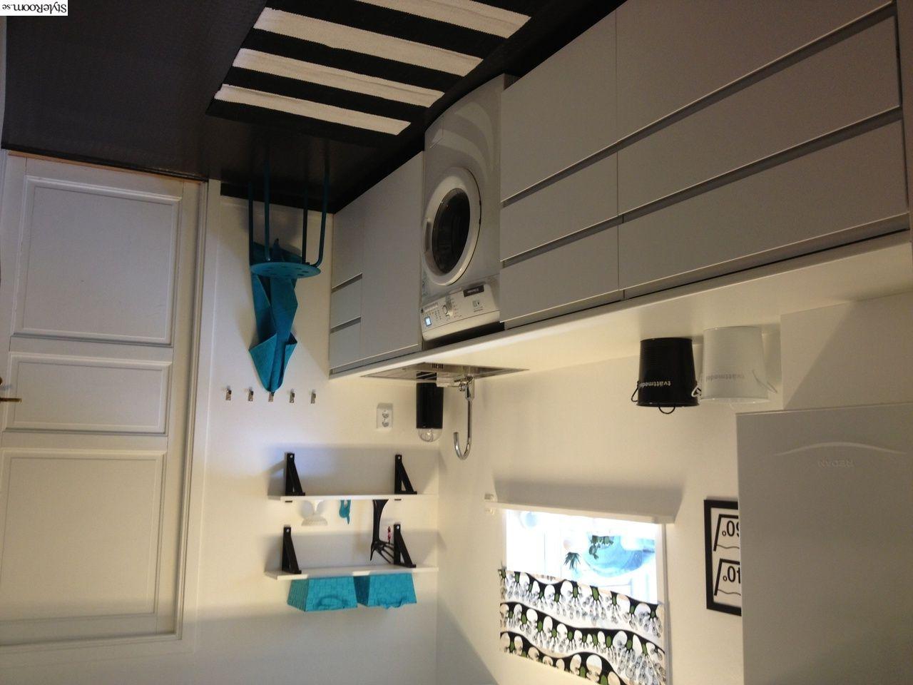 tvättstuga,turkost | badrum | Pinterest | Badrum : måla badrum : Badrum