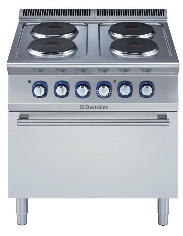 Electric Commercial Cookers ~ Commercial electric range cooker freestanding