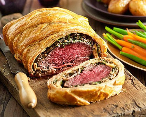 Classic British dishes | Recipes to Cook | Beef wellington ...