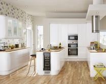 Kitchens White Gloss Kitchen New Kitchen Cabinets Kitchen Cabinets