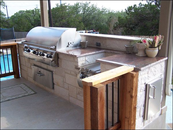 Cmw General Contractors San Antonio Central Texas Hill Country Commercial Residential Outdoor Kitchens
