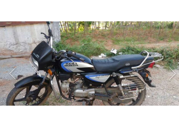 Hero Honda Splendor For Sale Honda Used Bikes Hero