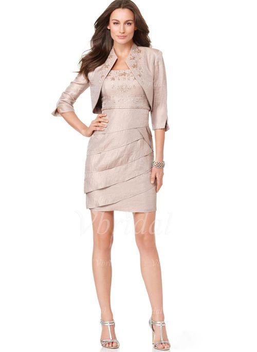 Kleid fur die brautmutter kurz