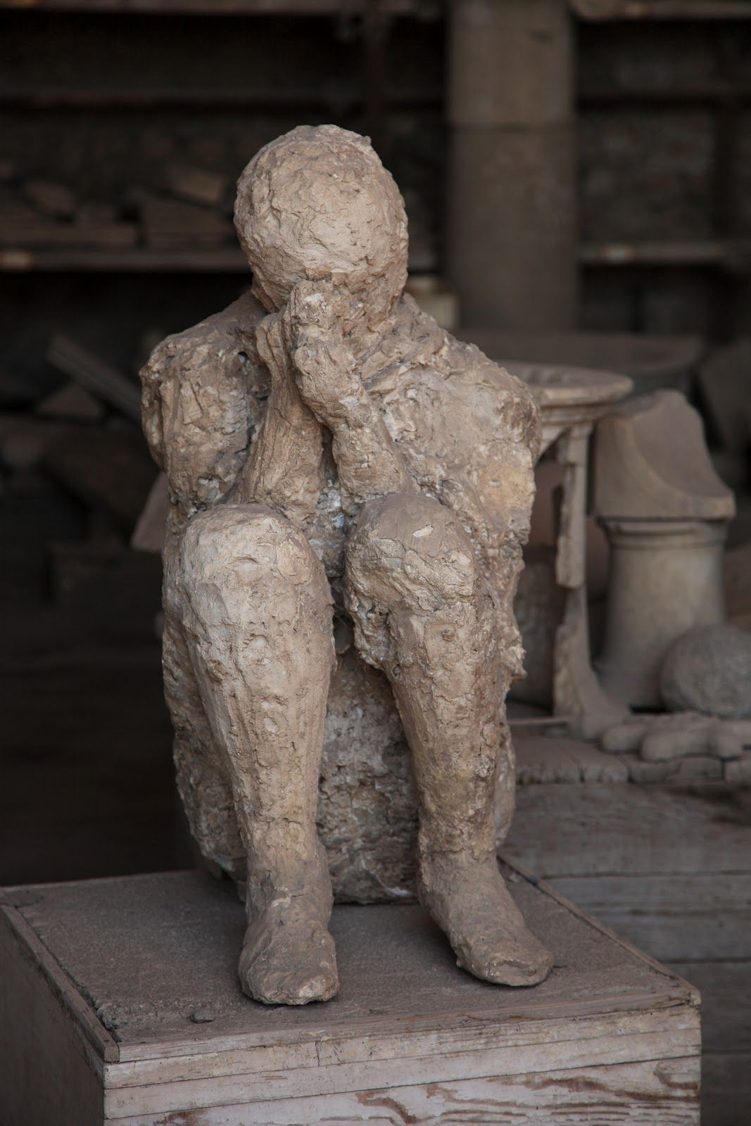 pompeii bodies - Google Search | Science fair projects ...