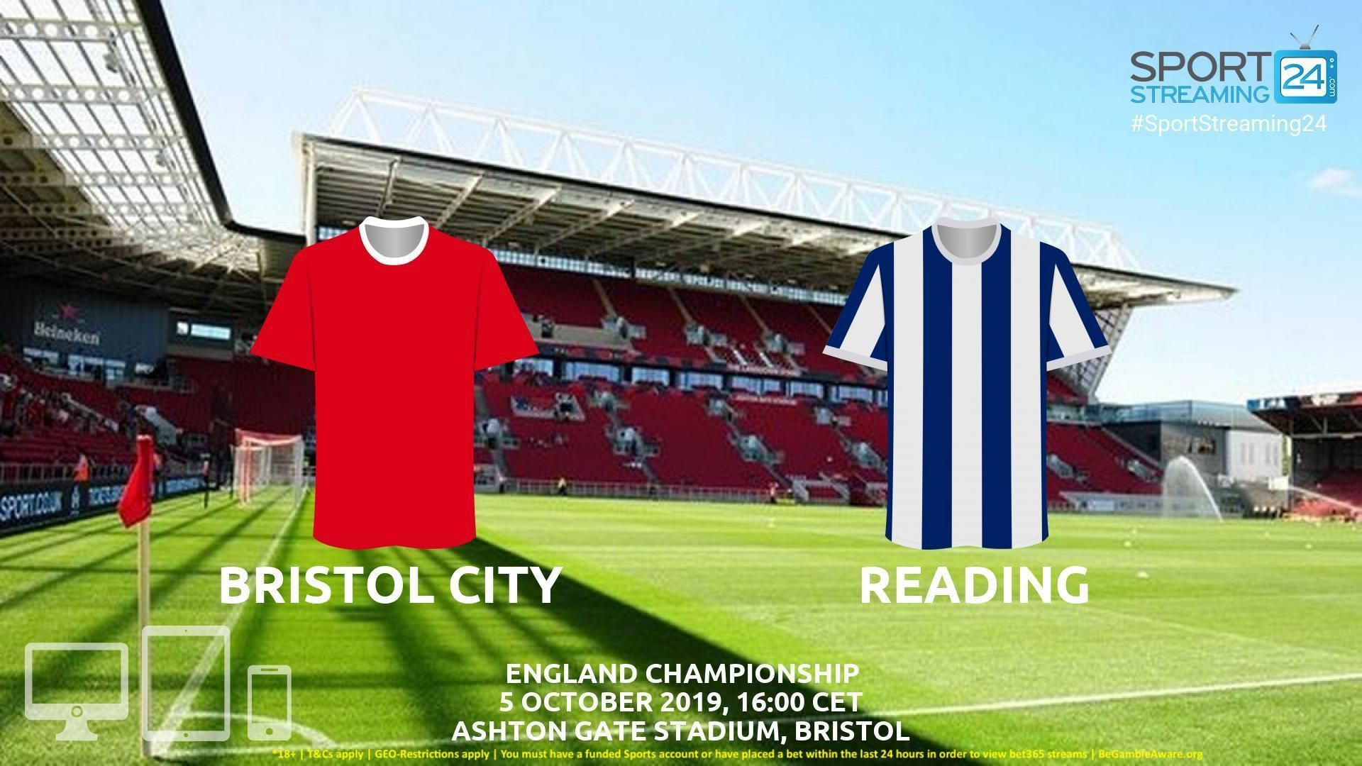 Streaming News And Match Previews Sportstreaming24 Bristol City Streaming Leganes
