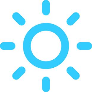 Buen día amigas y amigos de las redes sociales. La temperatura actual en Torreón es de 18C. Humedad: 81%. Vientos de 6 Km/h. La máxima para hoy será de 36C.