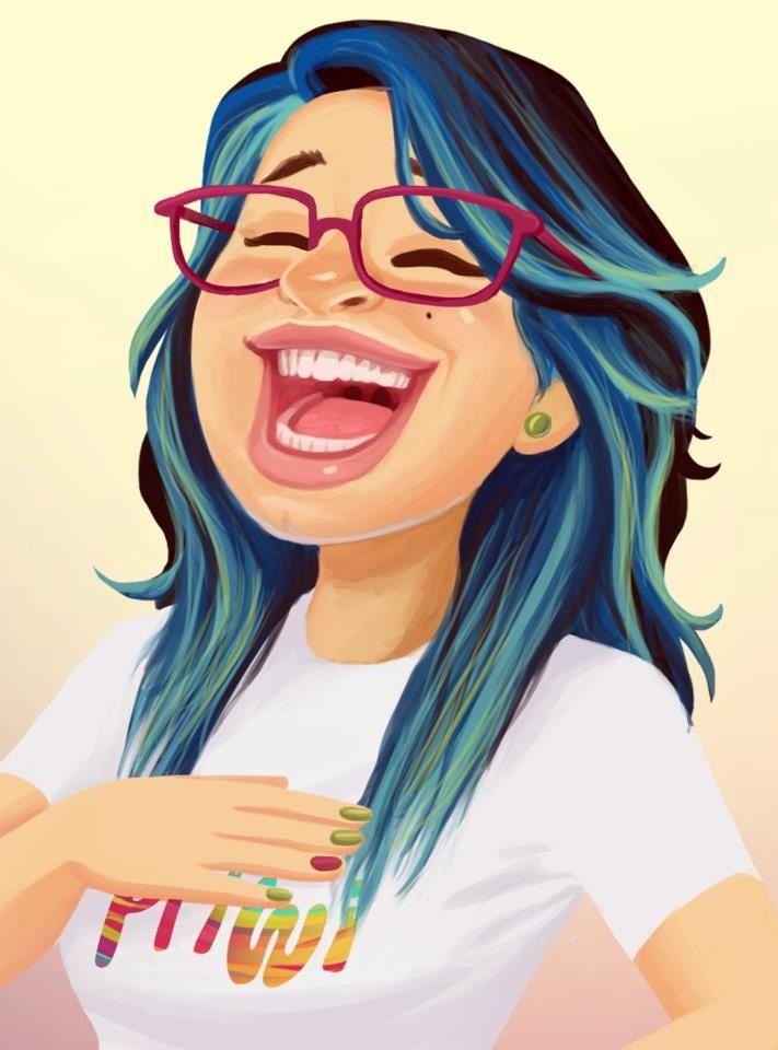 glasses.quenalbertini: Pink glasses