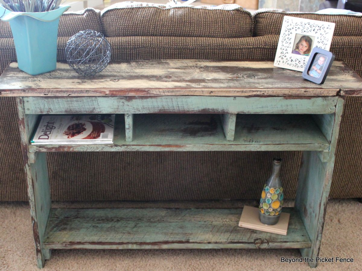 Meuble Derriere Canapé Wood Pallet Table Behind Couch For The Home Pinterest