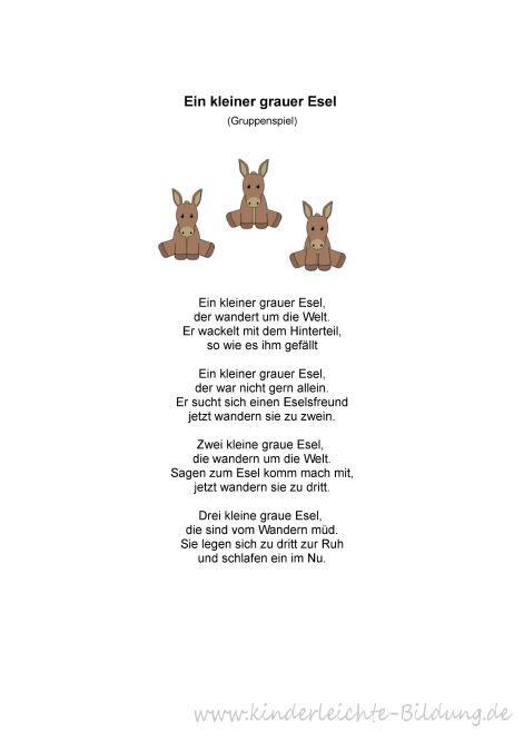 Pin Von Bernadette Schordan Auf Gedicht Kinder Lied