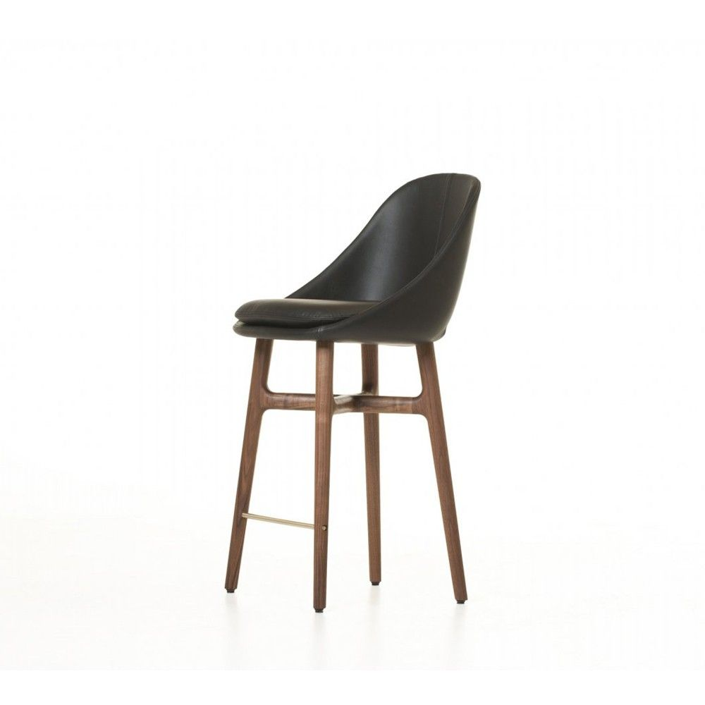 Perfect Solo Bar Stool Neriu0026Hu Inspired By The Eames Shell Chair, The Solo Bar