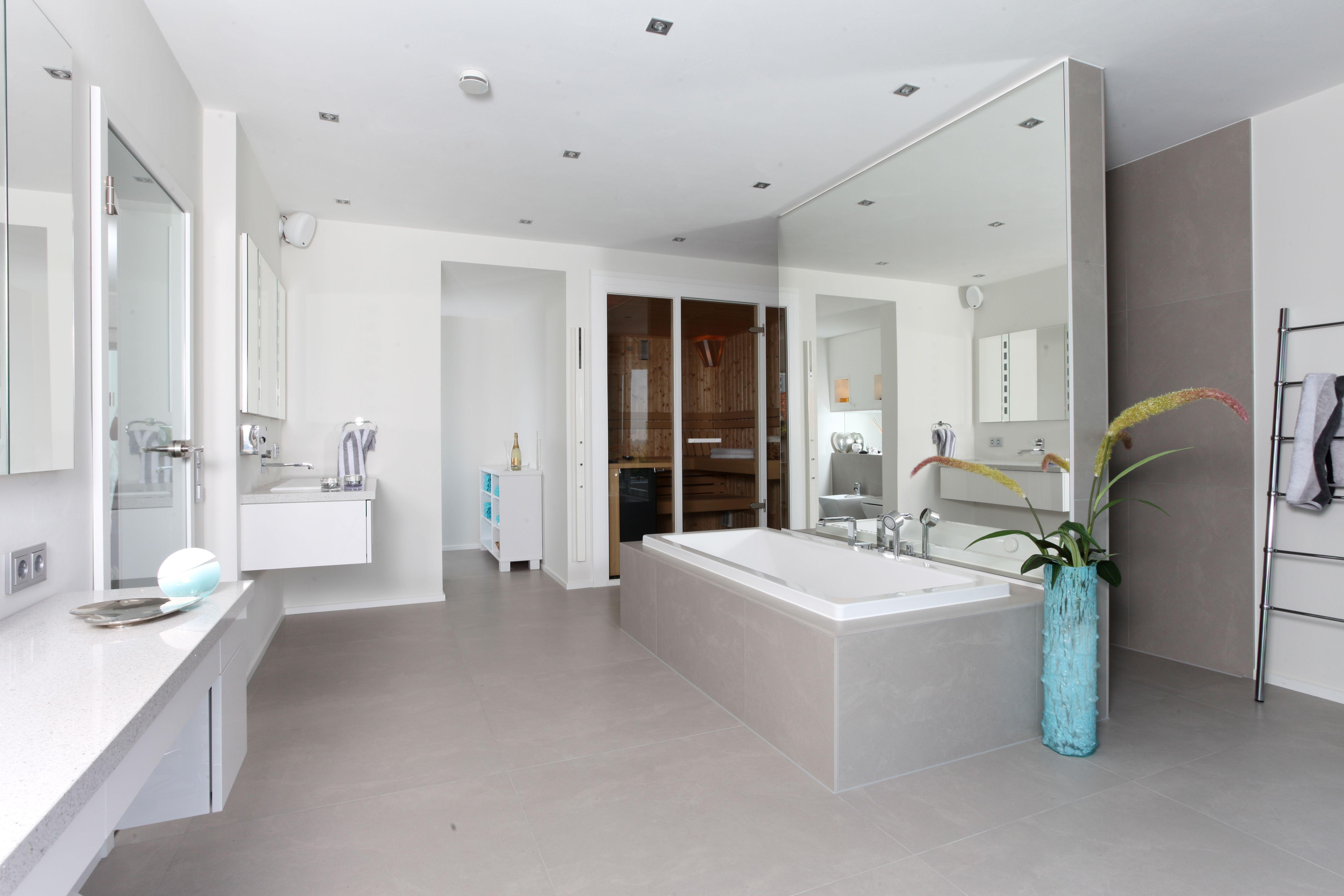 DAVINCI HAUS Badezimmer Bathroom