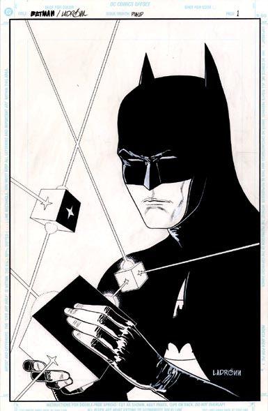 Batman by José Ladrönn