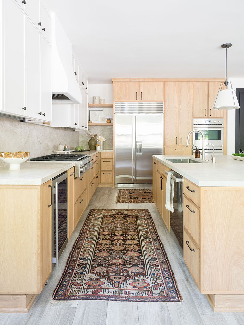 We Found A Contemporary Alternative To Shaker Cabinets In This Kitchen Reno In 2020 Top Kitchen Trends Kitchen Inspirations Kitchen Trends