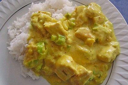 Hähnchen-Curry von Gemini_s | Chefkoch #indianfood