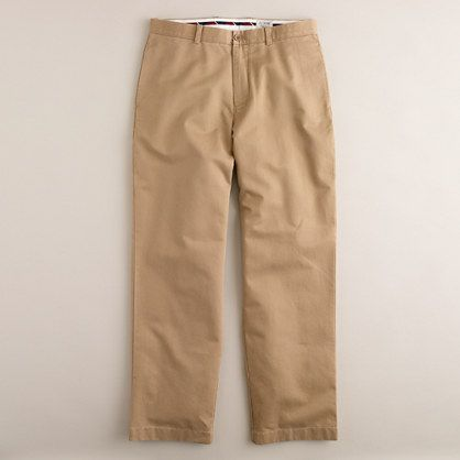 Essential chino in relaxed fit
