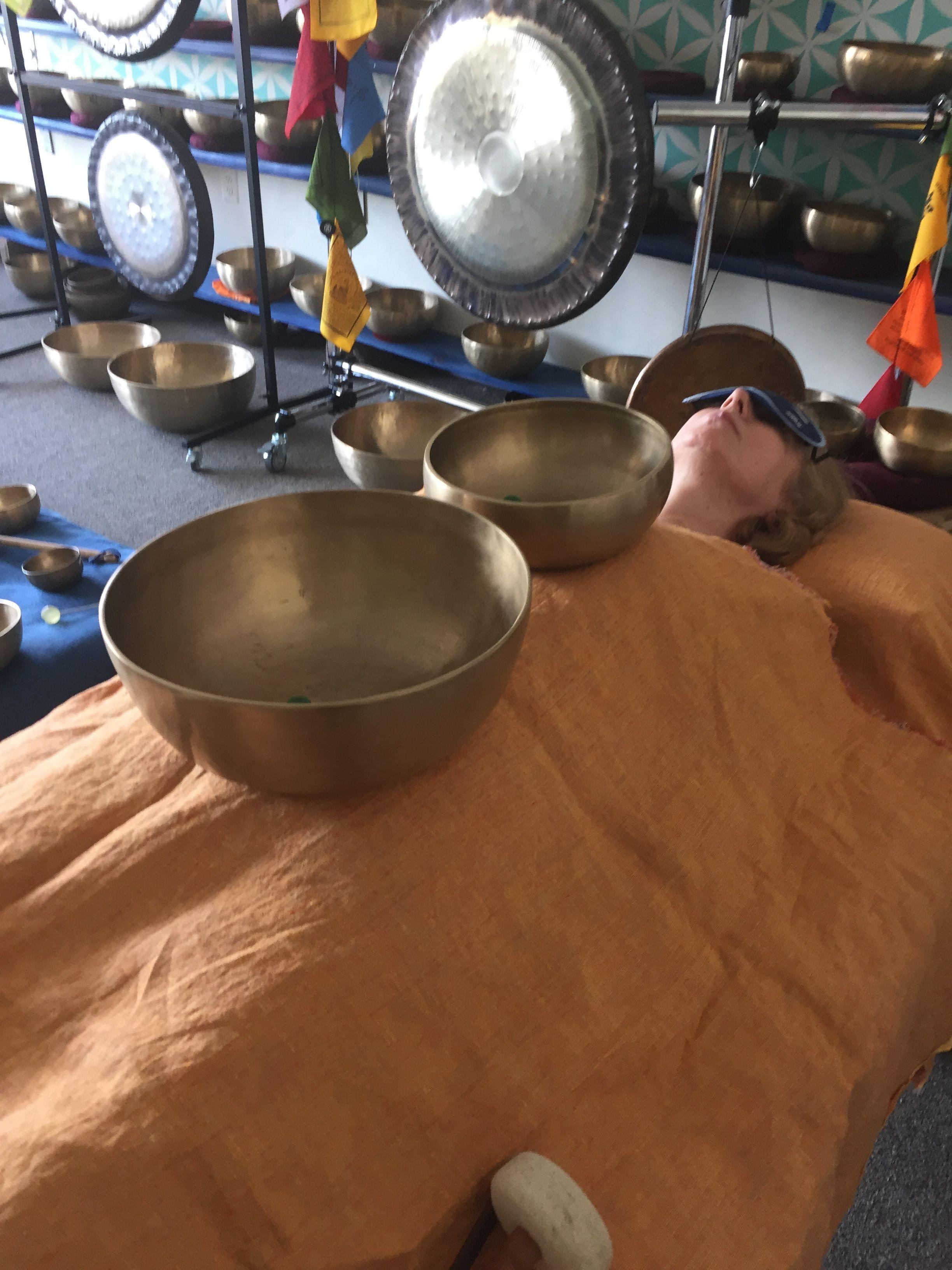 Tibetan Tones Sound Healing New York W Elaine Vibrational Sound