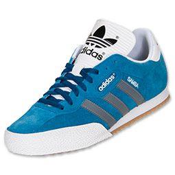 Men's adidas Originals Super Samba Casual Shoes @Finish Line ...