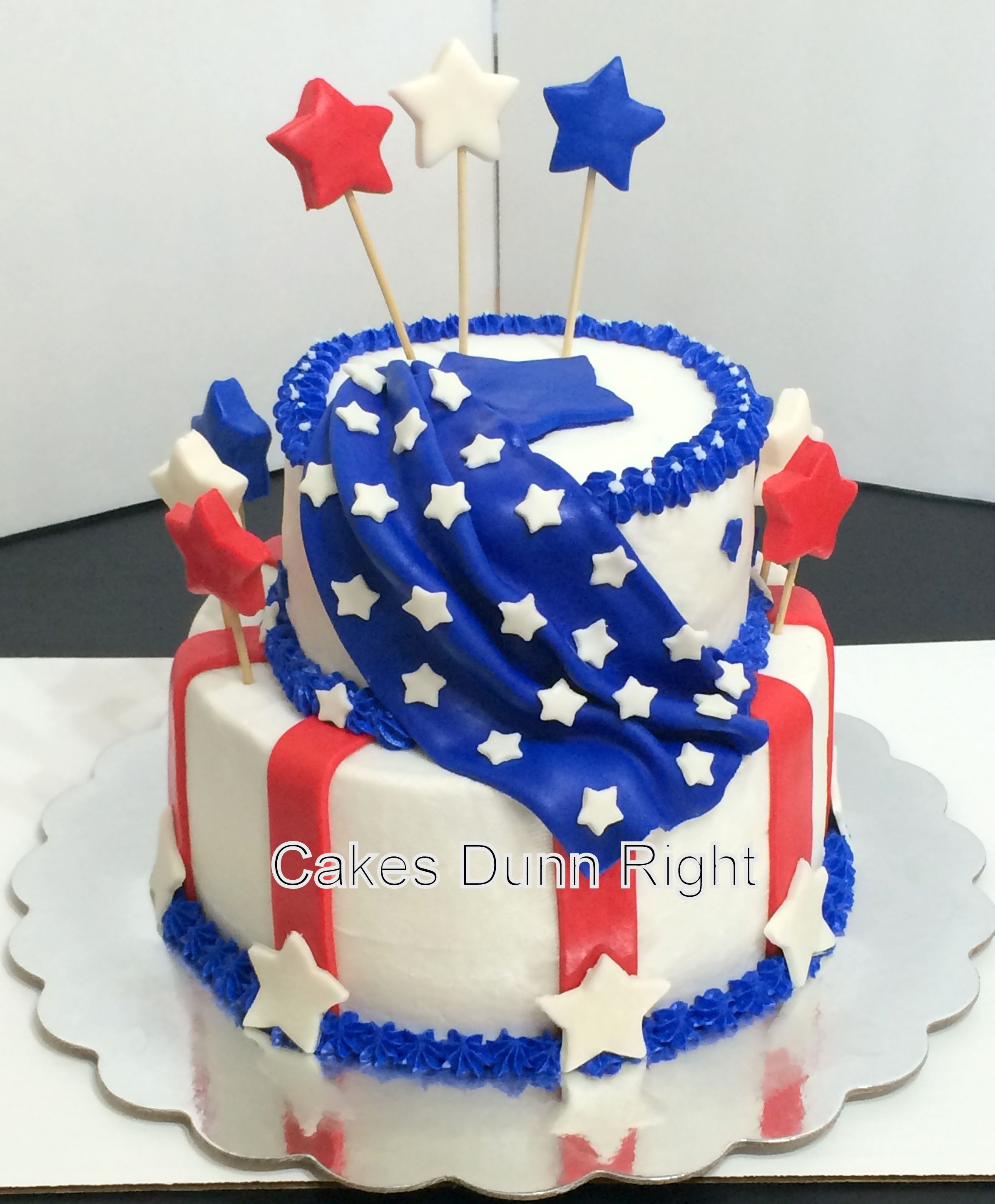 Outstanding Patriotic With Images Cake Desserts Birthday Cake Funny Birthday Cards Online Fluifree Goldxyz