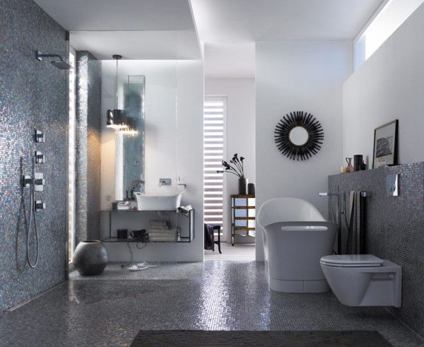 La Douche Italienne Du Luxe Dans Votre Salle De Bain Maisons