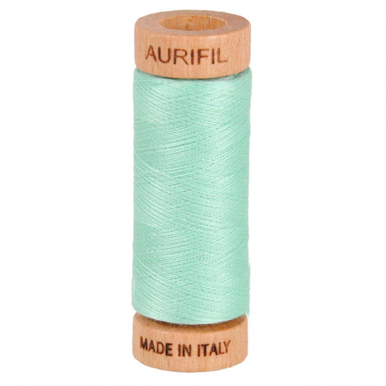New AURIFIL Large Spool Thread 2324 Stone 50 wt 1422 yards