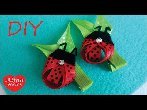 HOOT OWL Ribbon Sculpture Valentine Zoo Animal Hair Clip Bow DIY Free  Tutorial by Lacey - YouTube e066d1a0a778