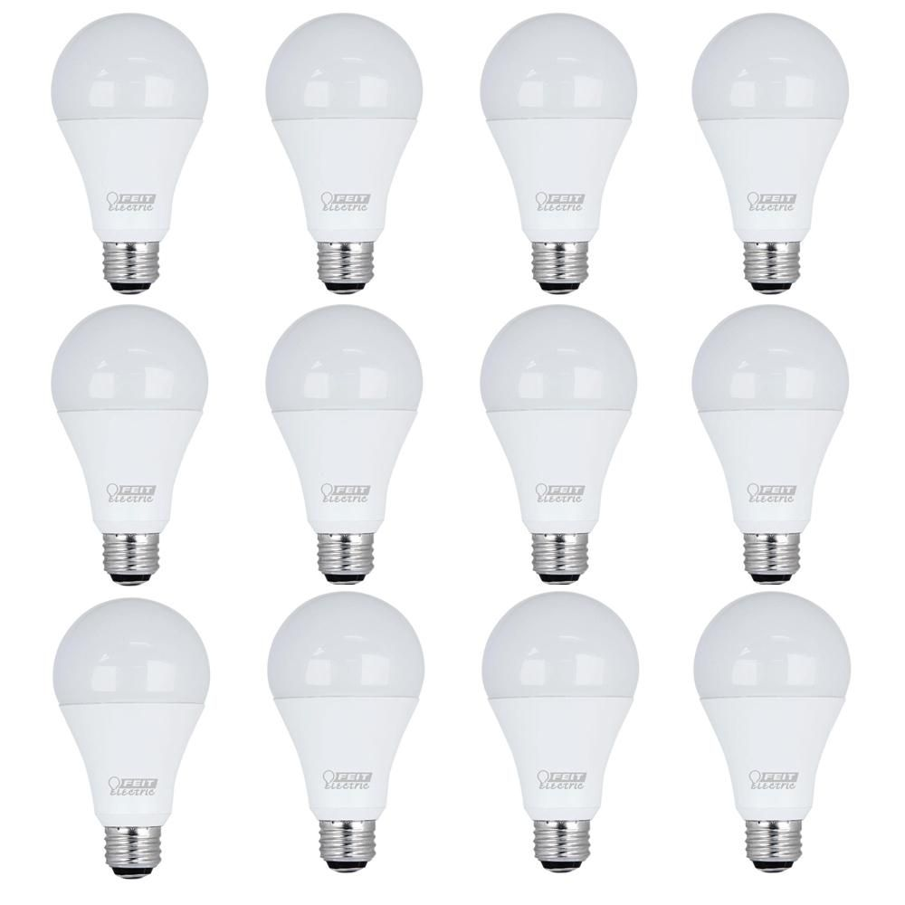 Feit Electric 50 100 150w Equivalent Daylight 5000k A21