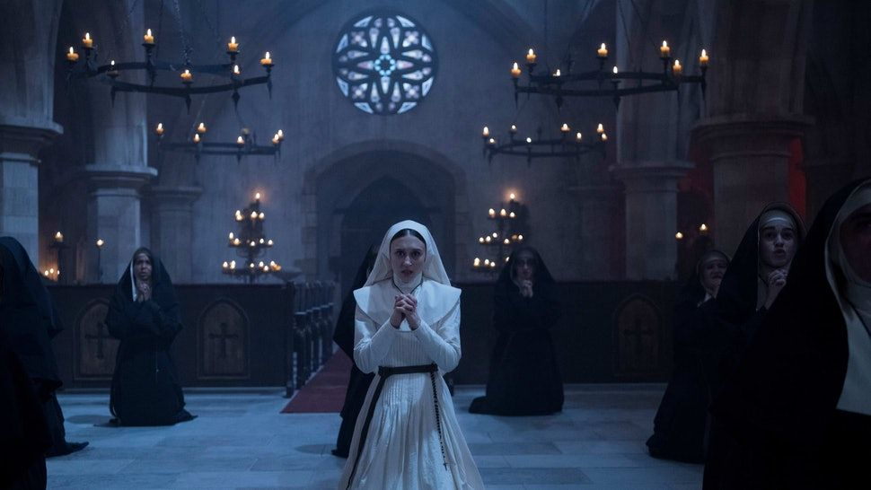 19 Scary Movies To Stream After The Nun If You Can T Get Enough On Screen Terror The Conjuring Scary Movies Streaming Movies