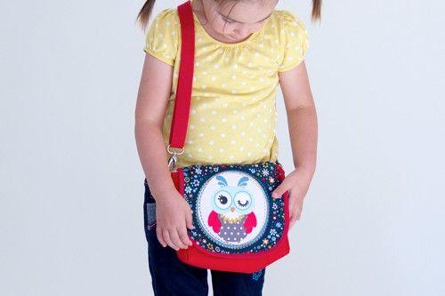 Umhängetasche selber nähen | Kindergartentasche, Kindergarten und ...