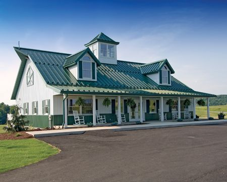 Best 25 pole barn houses ideas on pinterest barn homes Metal pole barn homes plans