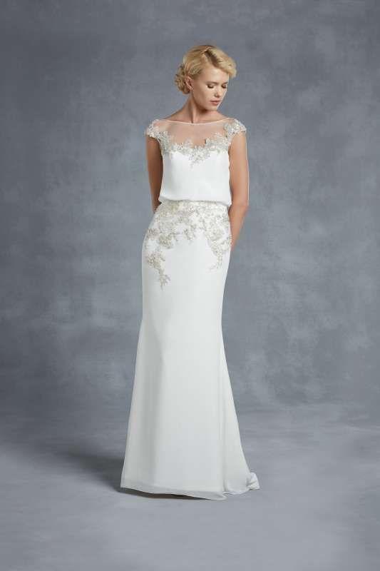 Blue by Enzoani Wedding Dresses at Lisa Rose Bridal, Birmingham ...