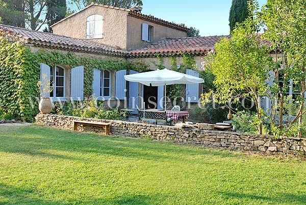 Location villa de vacances avec piscine priv e maison de for Location vacances aix en provence avec piscine