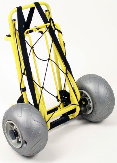 Wheeleez Beach Cart Folding Mini Carts 129 95