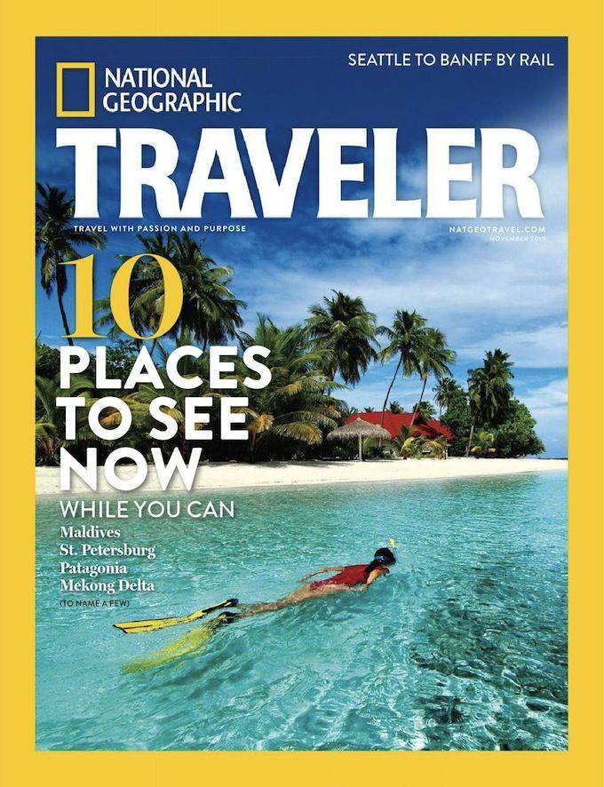 NATIONAL GEOGRAPHIC TRAVELER National Geographic Traveler