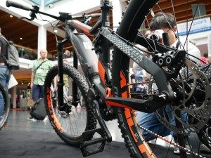 Haibike Yamaha Electric Mountain Bike Fietsen