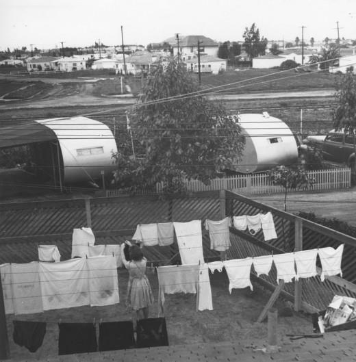 Ansel Adams, Los Angeles 1940