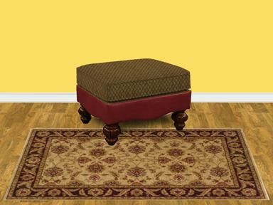 England Living Room Loudon Ottoman At Kemper Home Furnishings At Kemper  Home Furnishings In London And Somerset, KY