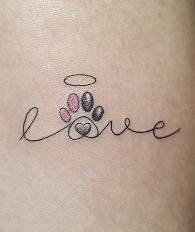 Dogs tattoo ideas memorial life 68 ideas for 2019