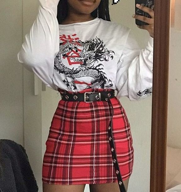 Pinterest: @autumn_buh🍭 | Style in 2019 | Fashion outfits ...