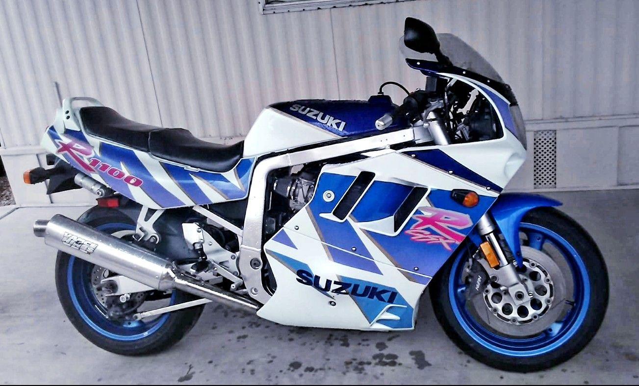 1992 Suzuki GSXR1100