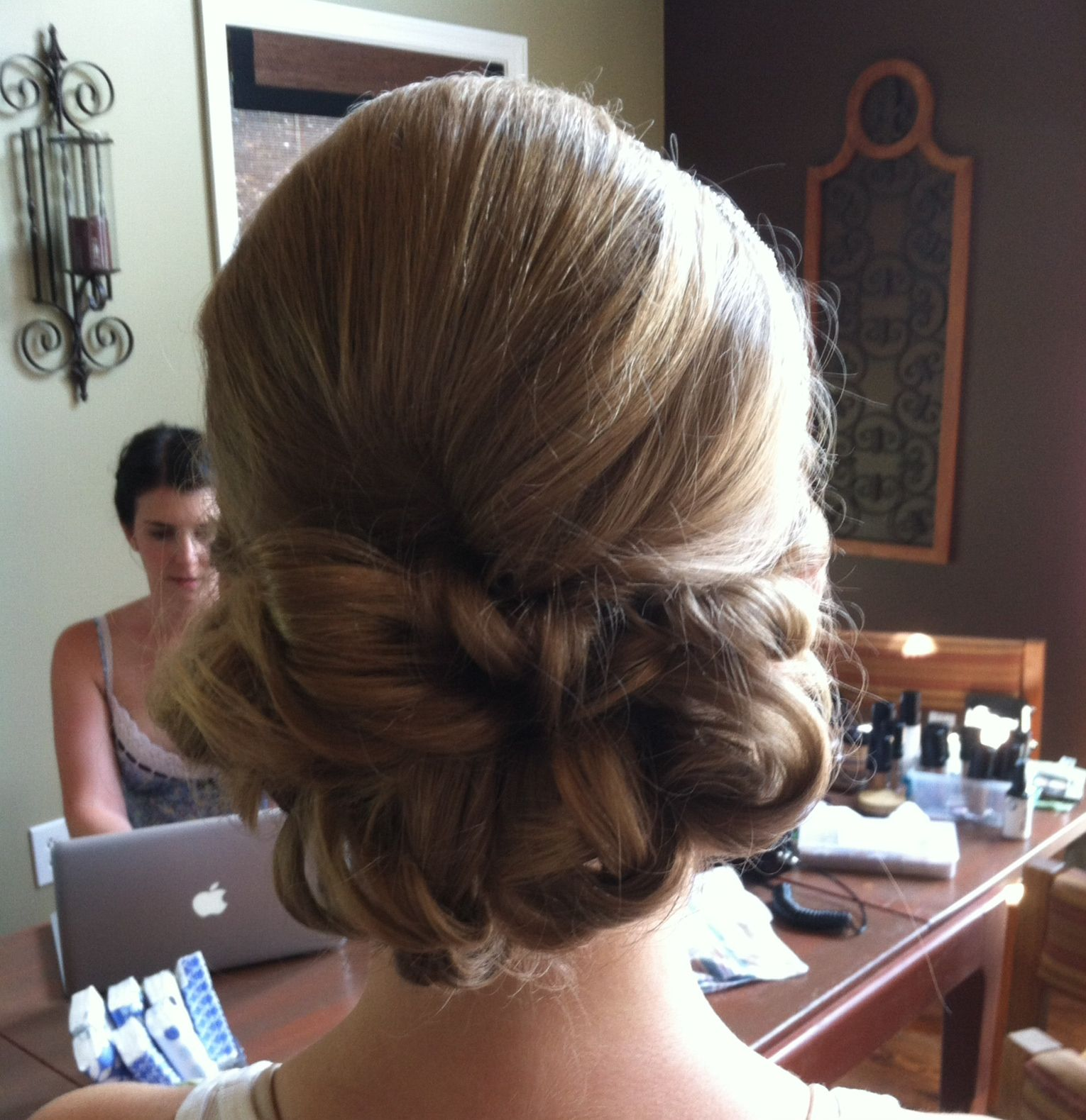hair by rochelle noone pittsburgh pa on location bridal hairstylist
