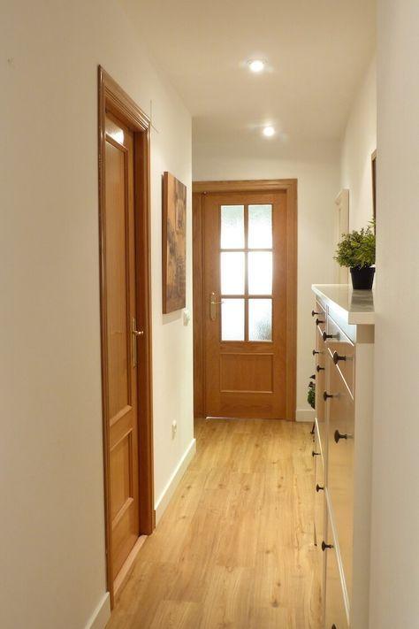 Pintar las puertas de tu hogar con chalk paint bricolaje f cil puertas puertas pintadas y - Paredes lacadas ...