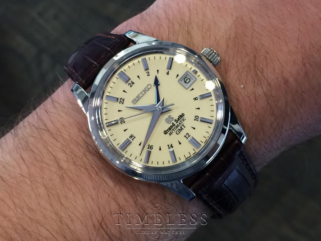Grand Seiko SBGM21 At Timeless Luxury Watches