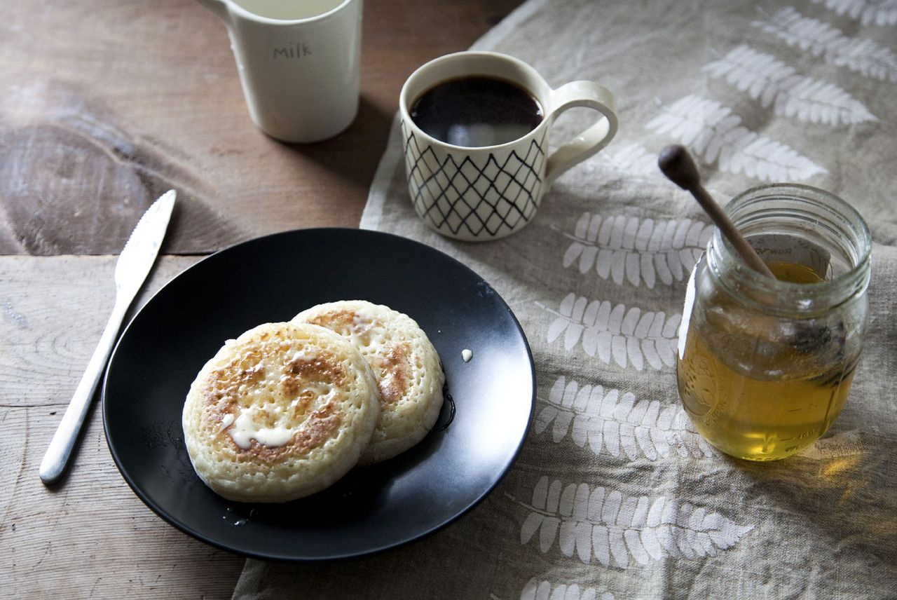 crumpets. the best.