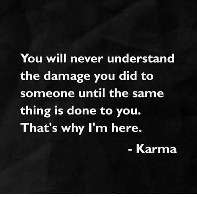 Pin By Terrie Ginn On Quotations Of Reality Motivation Inspiration Karma Quotes Karma Memes Adulting Quotes