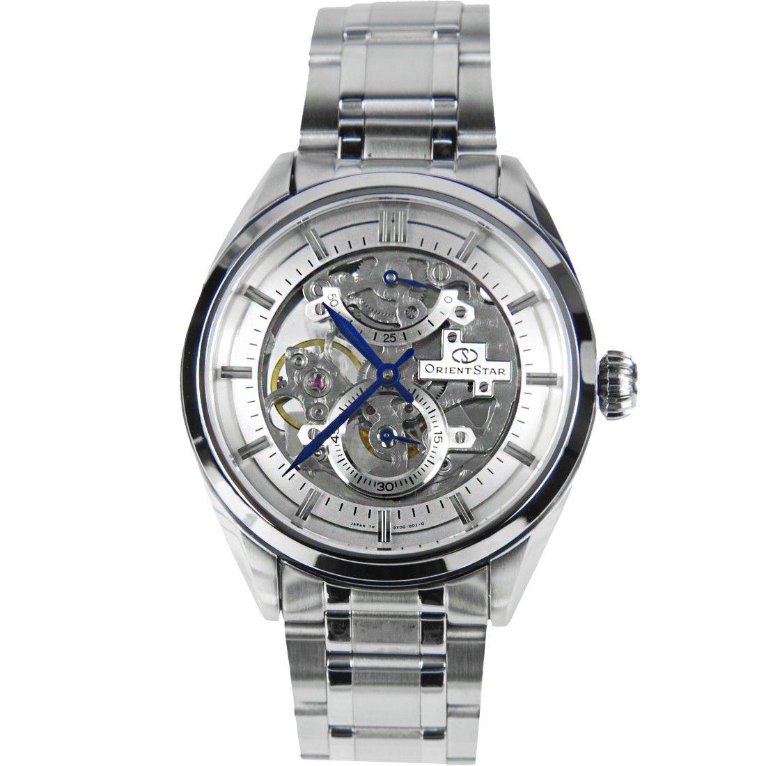 9538c3cb886 Orient Star Full Skeleton Automatic Mens Watch DX00001W